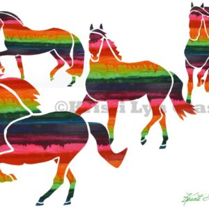 Rainbow Herd II