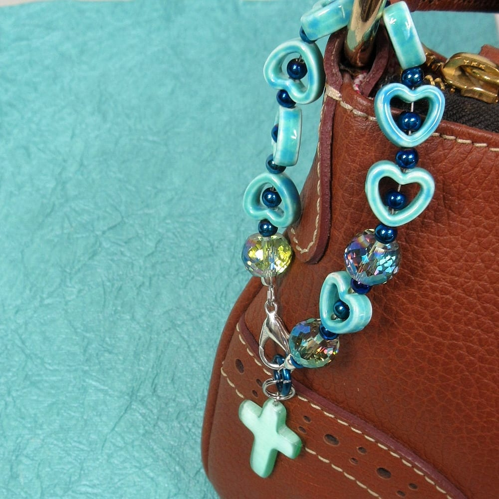 Ceramic Hearts Chaplet
