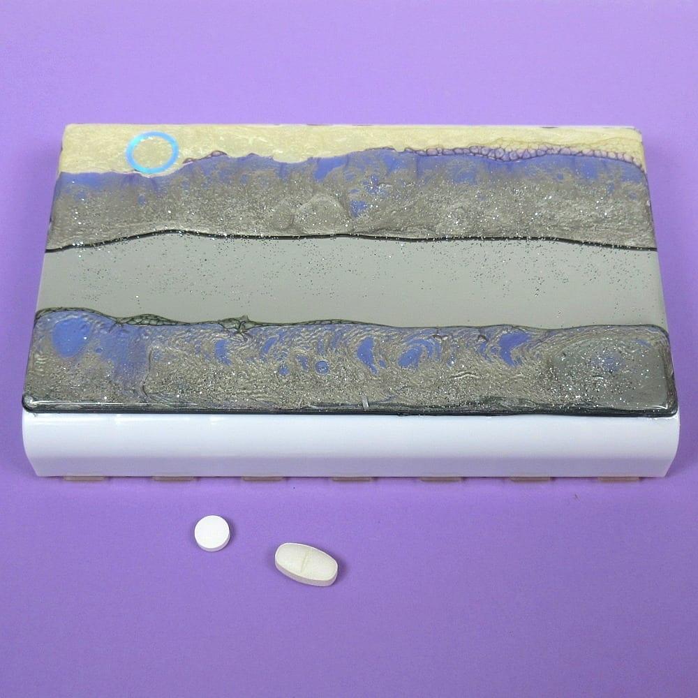 Purple Mountain Lake Pillbox