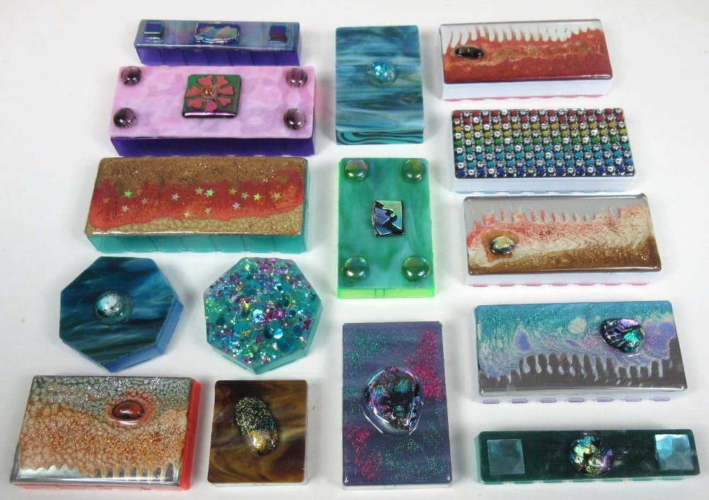 New Small Pillboxes