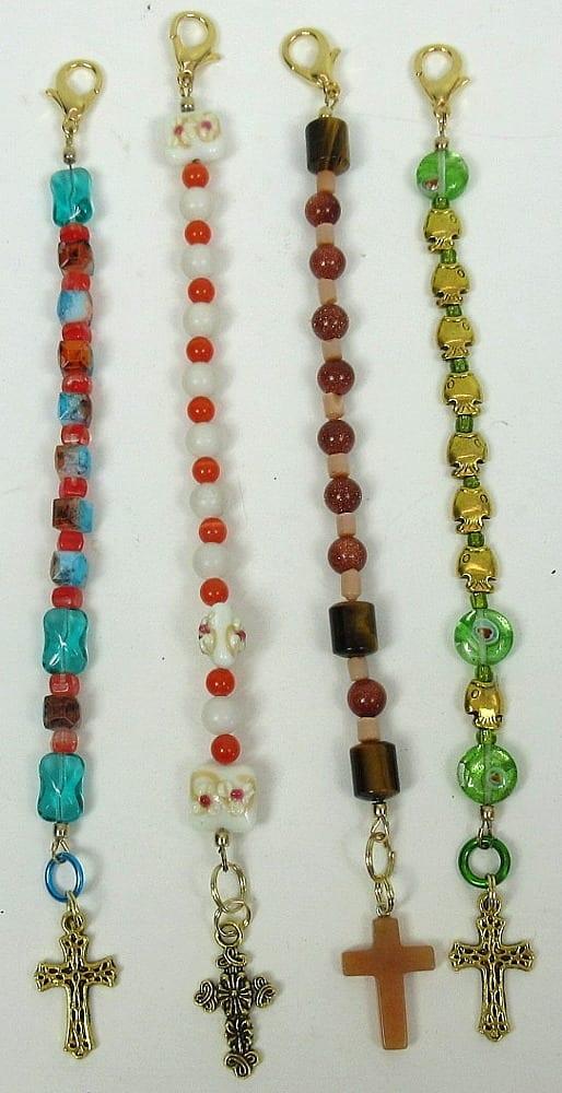 4 Chaplet Bracelets