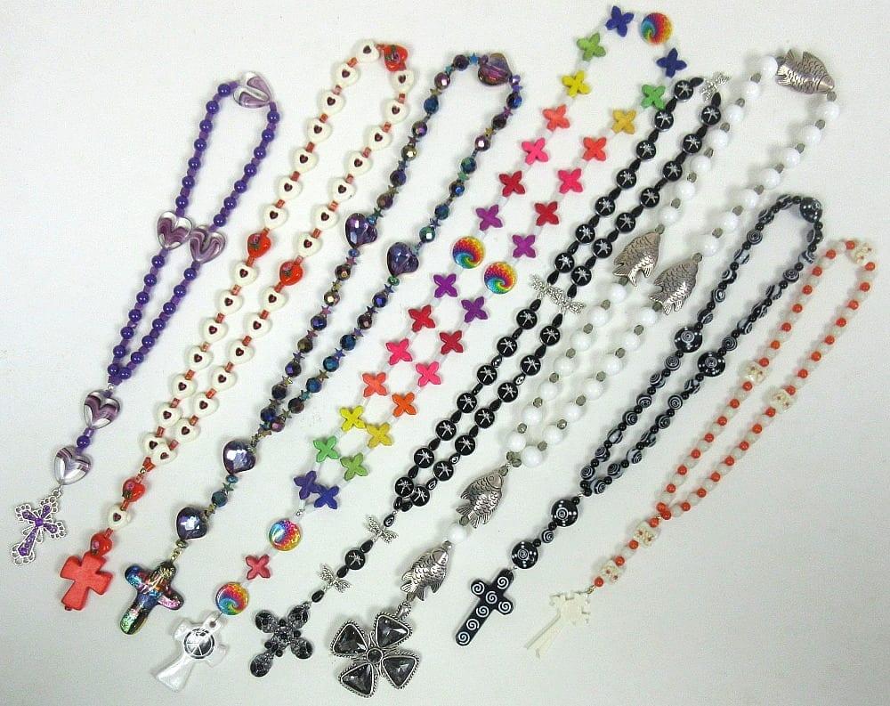 8 Prayer Beads
