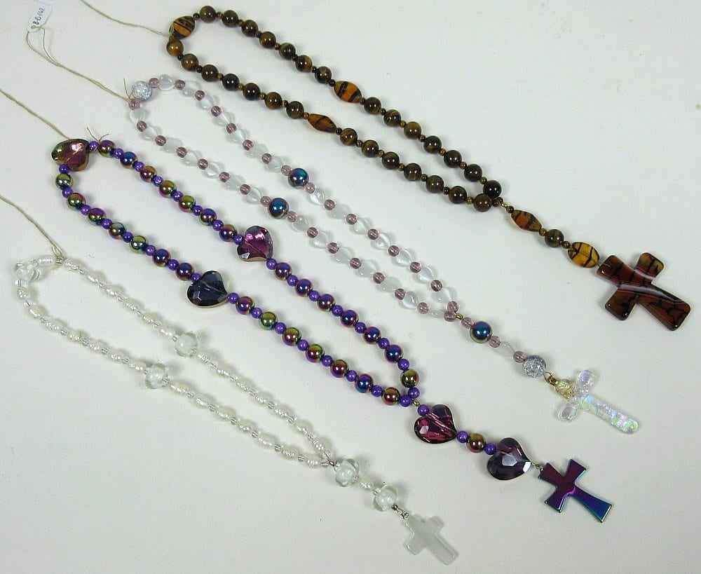 4 Anglican Prayer Beads