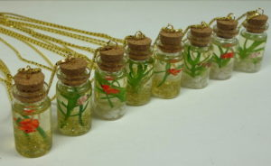Fish Bowl Necklace Group