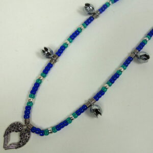 Blue Aqua Rhythm Beads-2