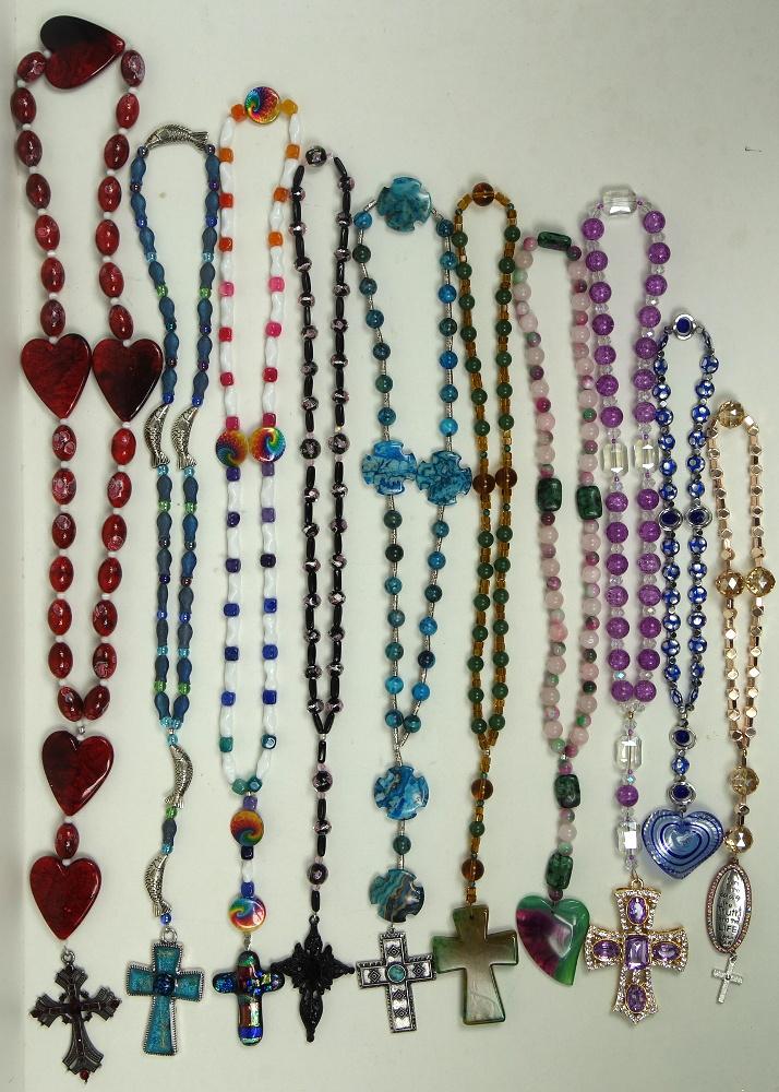 10 Prayer Beads