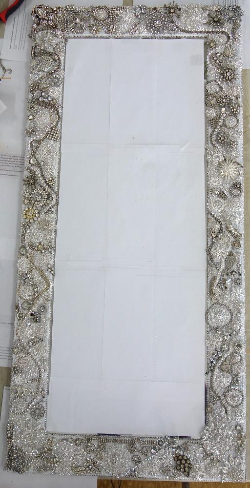 Jeweled Mirror 2