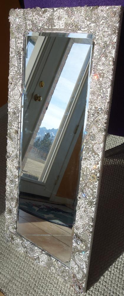 Jeweled Mirror 5