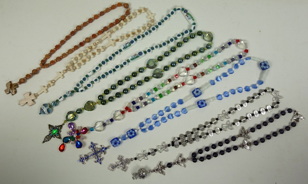 New Prayer Beads
