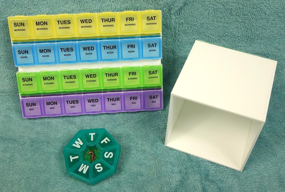 Pillbox Under Sides