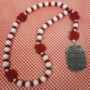 Adams Apple Prayer Beads